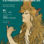 TRST-zgodovinski parki + razstava »Liberty in evropska revolucija umetnosti«
