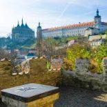 Kutna Gora, Praga in Český Krumlov 29. avgust – 1. september 2019